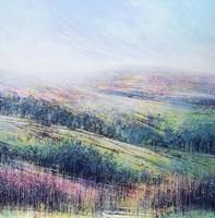 Summer On The Moor Fine Art Print