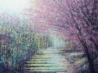 The First Spring Blossom Fine Art Print