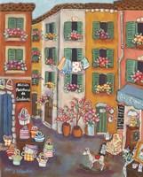 Vieux Ville Fine Art Print