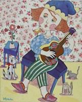 Music for Animals Fine Art Print