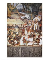The Zapotec Civilization Fine Art Print
