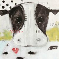 Whimsy Cow II Fine Art Print