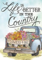 Life is Better in the Country Fine Art Print