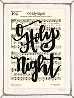 O Holy Night Fine Art Print