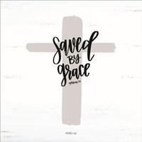 Saved by Grace Fine Art Print