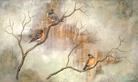 Look at the Birds Fine Art Print