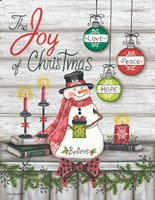 Joy of Christmas Fine Art Print