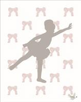 Ballerina Dreams 1 Fine Art Print