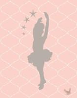 Ballerina Princess I Framed Print