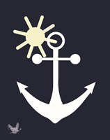 Nautical Sunshine 1 Fine Art Print