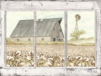 Farmland View Fine Art Print