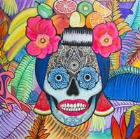 Tropical Mama Fine Art Print