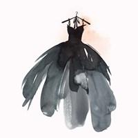 Little Black Dress I Fine Art Print