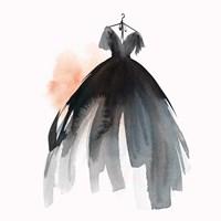 Little Black Dress II Fine Art Print