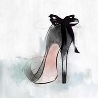 Ribbon Heel Fine Art Print