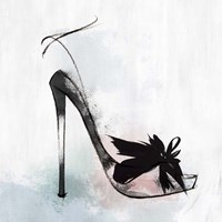 Feather Heel Fine Art Print