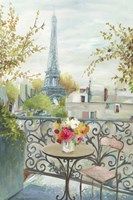 Paris at Noon Fine Art Print