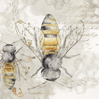 Queen Bee I Fine Art Print