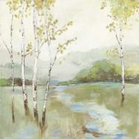 Calm River Fine Art Print