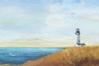 Ocean Lighthouse Fine Art Print
