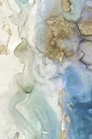 Emerald Pool I Framed Print