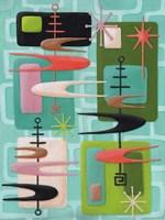 Antennae Trio Fine Art Print