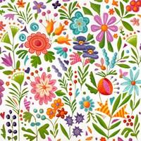 Spring Parade Fine Art Print