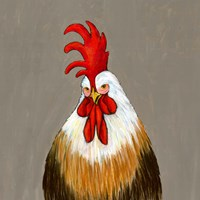 Rooster Doodle Do Fine Art Print
