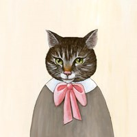 Miss Kitty Fine Art Print