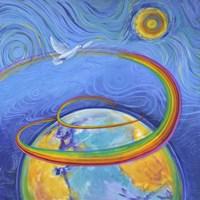 World Peace Fine Art Print