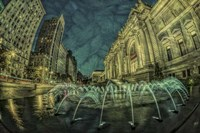 Fountains at the MET Fine Art Print