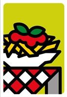 Pasta Al Pomodoro Fine Art Print