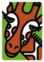 Giraffa Fine Art Print