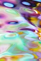 Aqua Golw Fine Art Print