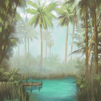 Tropical 1 Fine Art Print