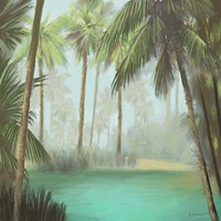 Tropical 2 Fine Art Print
