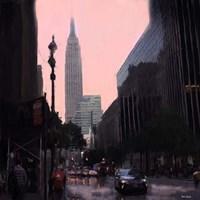 New York 7 Fine Art Print