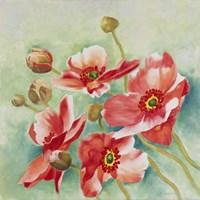 Delicate Blooms 2 Fine Art Print