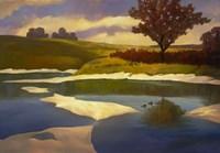 Sandbanks II Fine Art Print