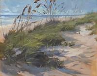 Sea Oats Waltz Fine Art Print