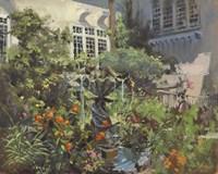 Sydonie Garden Fine Art Print