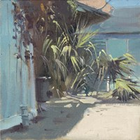 Palm Glory Fine Art Print