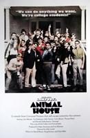 Animal House Wall Poster