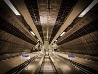 London Metro Fine Art Print