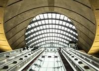 London Metro 2 Fine Art Print