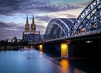 Cologne Germany Fine Art Print