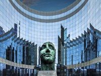 La Defense Paris Fine Art Print