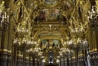 Golden Room Paris Fine Art Print