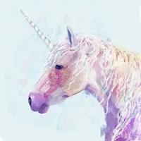 Mystic Unicorn II Fine Art Print