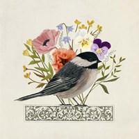 Avian Collage II Fine Art Print